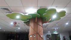 造型樹製作